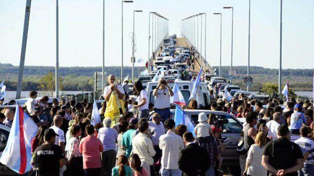 El gobierno convocó a la Asamblea de Gualeguaychú por la Ley de la Madera