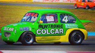 El paranaense Ramiro Albisu llegó a la victoria en la primera final del TC 850.