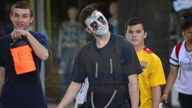 Paraná se volvió a disfrazar: las fotos de la previa de la FDD