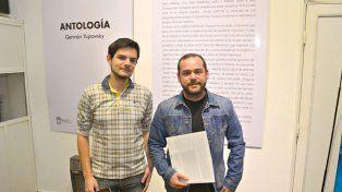 Antológica de  Germán Yujnovsky