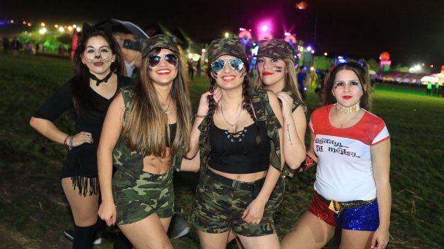 Reviví la fiesta del año en Paraná