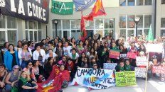 entrerrianas en el encuentro de mujeres: nos unimos para luchar por nuestros derechos, que son los de todos