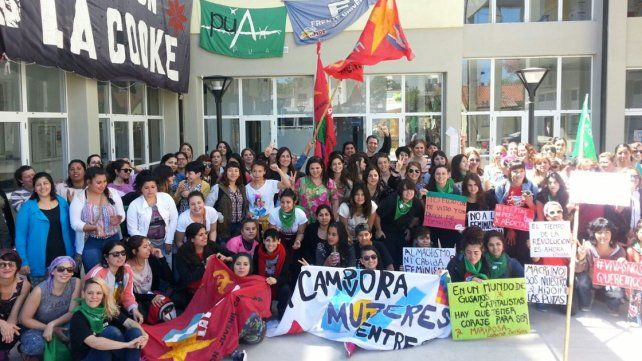 Entrerrianas en el Encuentro Nacional de Mujeres: Nos unimos para luchar por nosotras, por nuestros derechos, que son los de todos