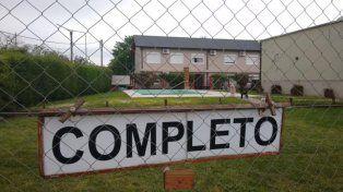 La localidad entrerriana que tuvo ocupación plena durante el fin de semana largo?