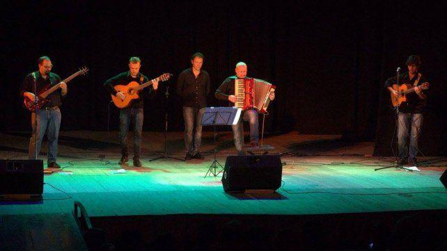 Música. Litoral Tagüé