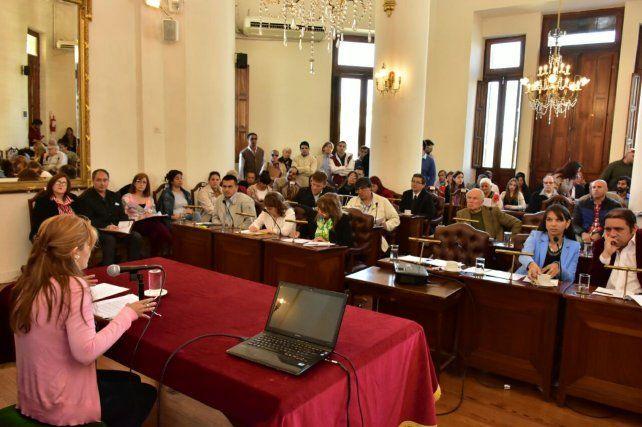 El viernes se elegirá al Defensor de los Adultos Mayores de Paraná