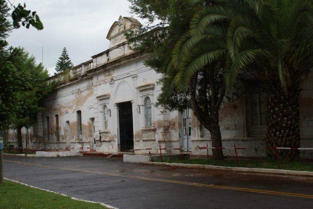 Promueven la preservación del ex Hotel de Inmigrantes de Paraná