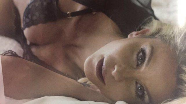 Jimena Cyrulnik se desnuda en Playboy
