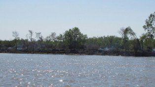 Intervenciones. La zona de islas está protegida y cualquier cambio debe contar con autorización.