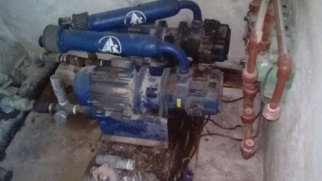 No funciona el digestor y vecinos de barrio Vicoer 101 Viviendas conviven a diario con la contaminación