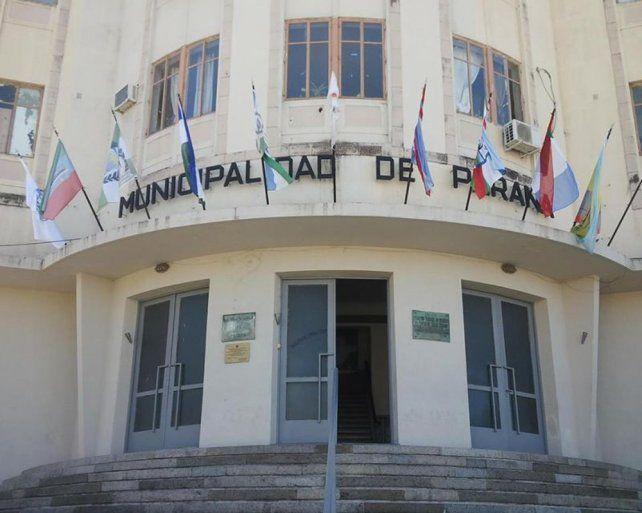 Colocaron cámaras de videovigilancia en el perímetro del edificio municipal de Cinco Esquinas