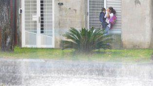 Renovaron alerta por tormentas fuertes en la región