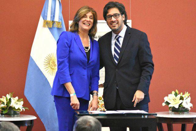 El STJ de Entre Ríos firmó el convenio de Datos Abiertos de la Justicia Argentina