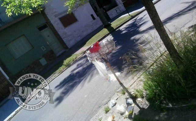 Vecino desaprensivo