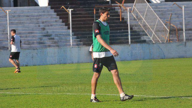 Lucas Márquez será uno de los regresos para recibir el domingo a River en el Grella.