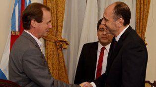 Bordet recibió a los presidentes de la Federación Argentina de Colegios de Abogados (FACA)