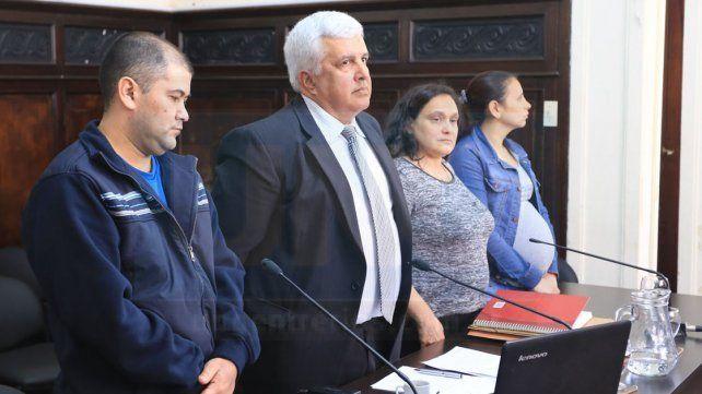 Defensa VIP. Cano había contratado al inicio al abogado Fernando Burlando. Luego cambió a García.