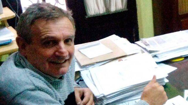 El fiscal Aramberry confirmó que Righelato está detenido en la UP1 desde anoche