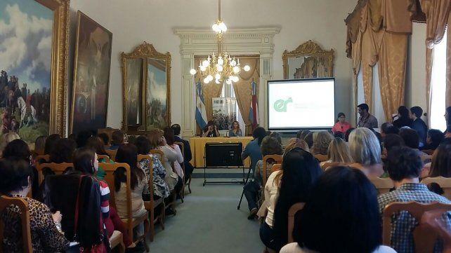 Se presentó el Plan nacional para la prevención y erradicación de la violencia contra las mujeres