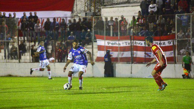 El equipo de Ortiz cayó el miércoles con San Martín de Tucumán 1 a 0 de local.
