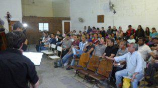 Comunicación, arte y cultura en la Unidad Penal Nº 1 de Paraná