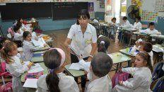 Propósito. La radiografía que tendrá el Gobierno con este operativo permitirá conocer las necesidades de cada escuela.