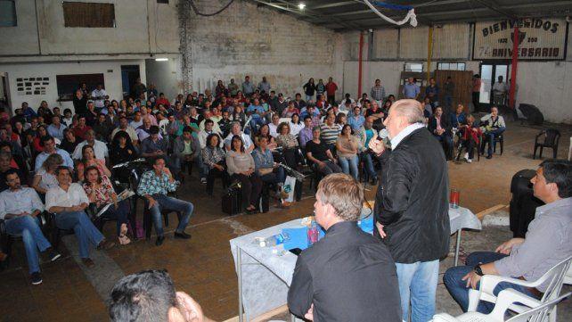 Crítica a Macri. Este es el Gobierno de los grandes empresarios