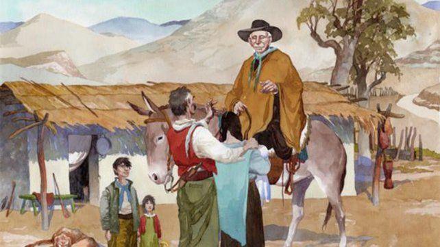 Quién fue Brochero, el primer santo argentino