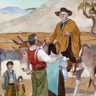 quien fue brochero, el primer santo argentino