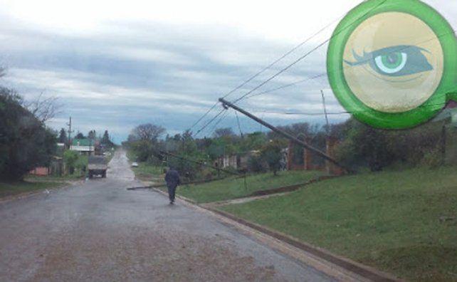 El Gobierno enviará asistencia a familias afectadas por el temporal de La Paz