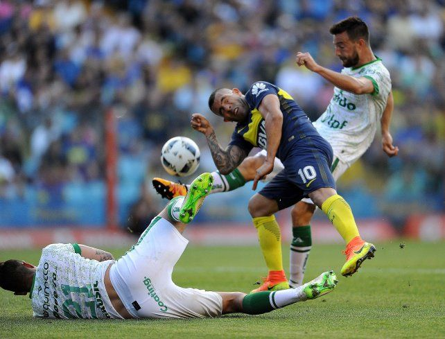 El Xeneize, sin brillar, derrotó a Sarmiento