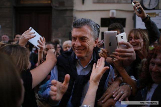Macri optimista: Nos va a ir muy bien en las legislativas