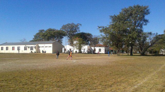 Escuela rural. El Promer II está dirigido a los alumnos de campo.