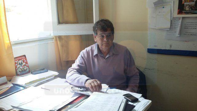 Orlando Silveyra detalló a UNO las tareas que se realizan desde la dirección