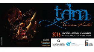 Comienza en Paraná el X Encuentro de Teatro de Movimiento
