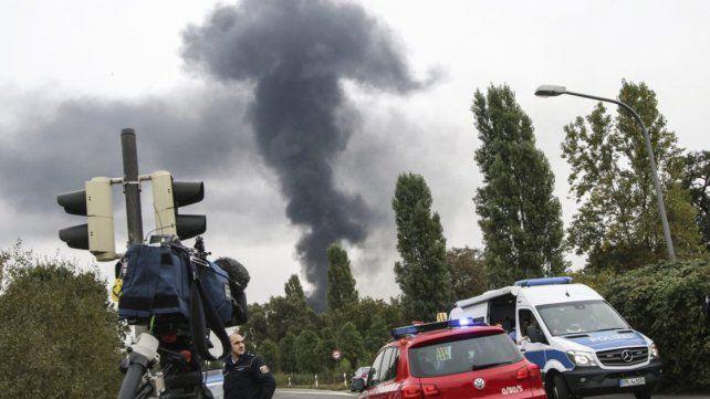 Dos explosiones en dos plantas química de Alemania