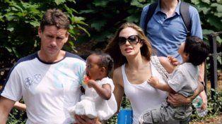 El guardaespaldas de Brad Pitt y Angelina Jolie contó cuáles eran los miedos de la pareja