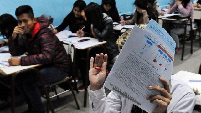 Se desarrolla con normalidad, en escuelas de Paraná, el operativo Aprender