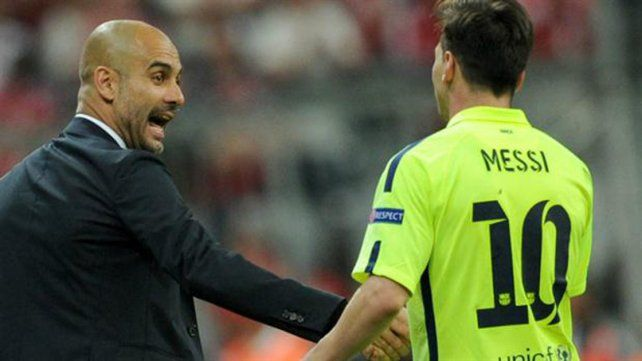 Barcelona, con el regreso de Messi, recibe al Manchester City de Guardiola