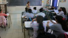 Compromiso y responsabilidad. Directivos destacaron la tarea realizada por sus alumnos.