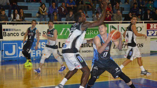 Dallin Bachynski fue de menor a mayor y terminó siendo el arma ofensiva del equipo.