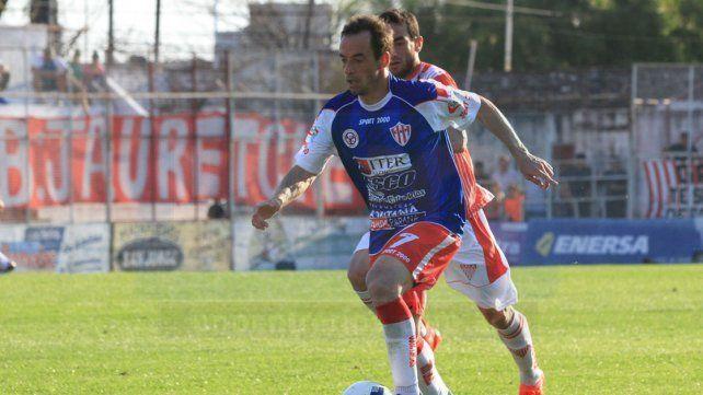 Vercellino volvió a la inicial después de tres partidos. En su regreso aportó dos asistencias.