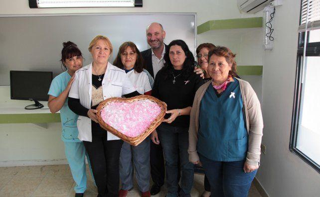 La detección precoz del cáncer de mama es la mejor forma de enfrentar la enfermedad