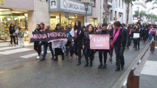 Gualeguaychú se sumó al Miércoles negro