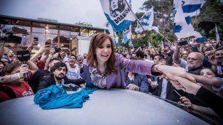 Nació la tercera nieta de Cristina Kirchner