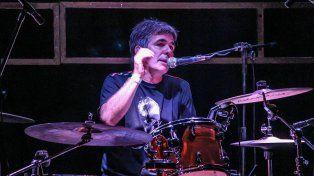 Ex baterista de Divididos ofrece clínica y recital en Paraná