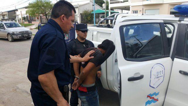 Detuvieron a un joven acusado de violar a una mujer en San Benito