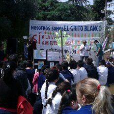 Se realizó un nuevo Grito Blanco en Guleguaychú