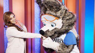 La mascota del Mundial de Rusia 2018