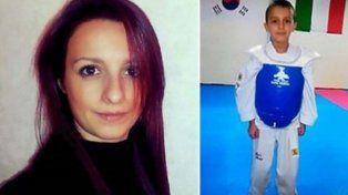Esta es la madre que mató a su pequeño hijo, quien era deportista.